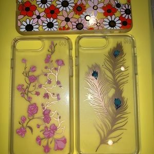 Accessories - LOT OF 3 IPHONE CASES